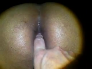 wet crack fuck my wife with thumb in hur ass than anal fuck
