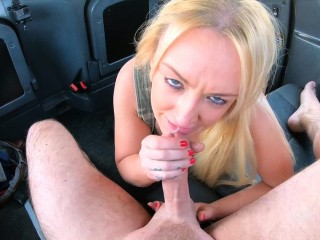 Fake Taxi Amber Deen gets a horny taxi fuck
